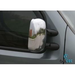 Capace cromate oglinzi Fiat Doblo 2003-2009