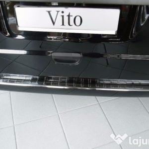 Ornament inox bara spate Mercedes Vito 2004-2010 W639