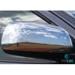 Capace oglinzi inox Toyota Hiace 2005+