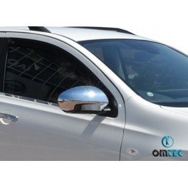 Capace oglinzi cromate Nissan Qashqai 2010-2014