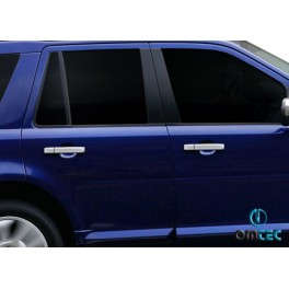 Ornamente inox manere Land Rover Freelander
