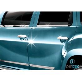 Ornamente inox manere Dacia Duster 2010+