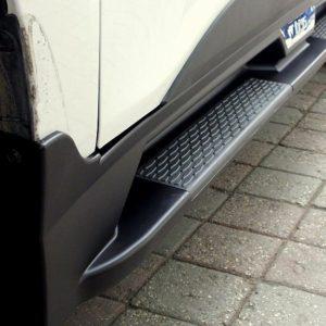 Praguri laterale originale ABS personalizate Hyundai IX 35