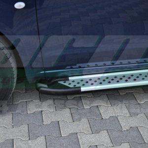 Praguri laterale aluminiu Mercedes Vito 2004+ W639 W447