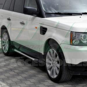 Praguri laterale aluminiu Range Rover Sport