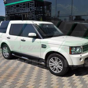 Praguri laterale inox Land Rover Discovery 3