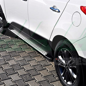 Praguri laterale din aluminiu Hyundai IX 35