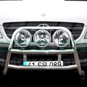 Bullbar bara protectie fata inox Mercedes Sprinter 2007+ W906