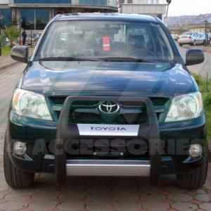 Bullbar bara protectie fata poliuretan Toyota Hilux 2006-2009