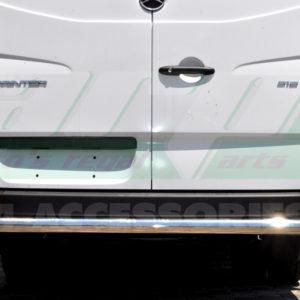 Bara protectie spate inox Mercedes Sprinter W906 cod AK002 Merkur