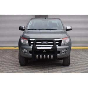 Bullbar bara protectie fata poliuretan Ford Ranger cod QT002 Pasific