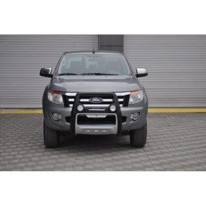 Bullbar bara protectie fata poliuretan Ford Ranger cod QT003