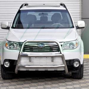 Bullbar bara protectie fata inox Subaru Forester cod WT018 Kungsbacka