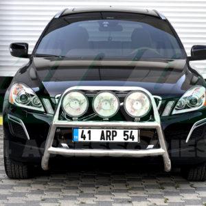 Bullbar bara protectie fata inox Volvo XC60 cod WT018 Kungsbacka