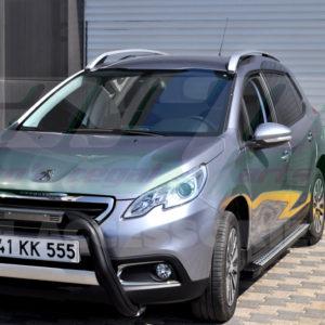 Bullbar fata poliuretan Peugeot 2008 2014+ cod WT020 Patriot