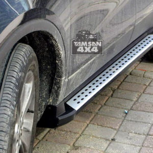 Praguri laterale aluminiu Opel Mokka 2012-2014 cod HT001 Kure