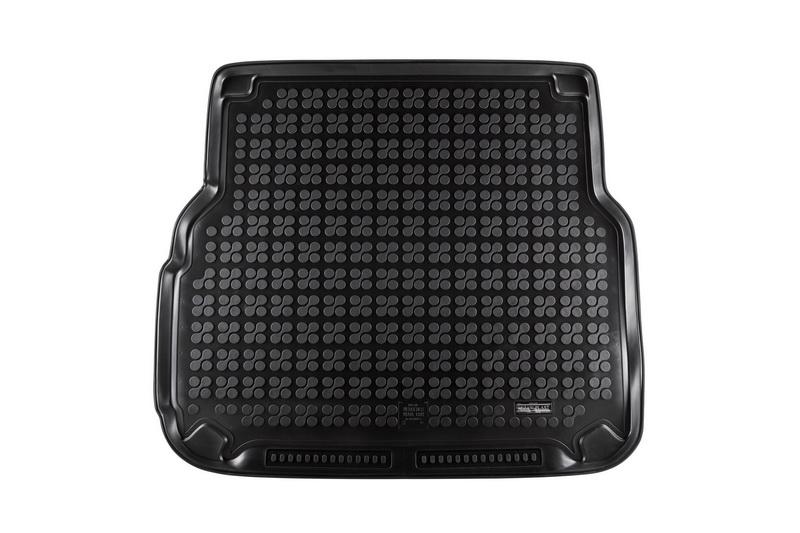 Covoras tavita  portbagaj negru compatibil cu MERCEDES W204 C-ClassT-Model 2007-2014