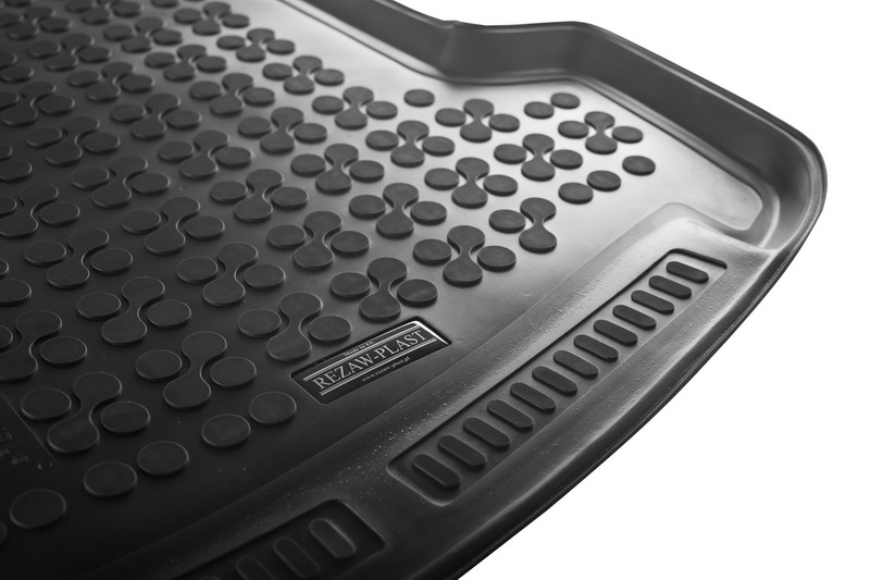 Covoras tavita  portbagaj negru compatibil cu PORSCHE Cayenne 2010-