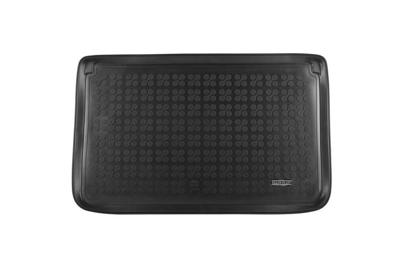 Covoras tavita  portbagaj negru compatibil cu RENAULT Captur 2013-