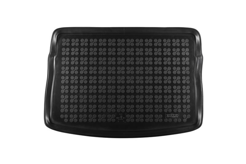 Covoras tavita  portbagaj negru compatibil cu VW Golf VIIHatchback 2012-