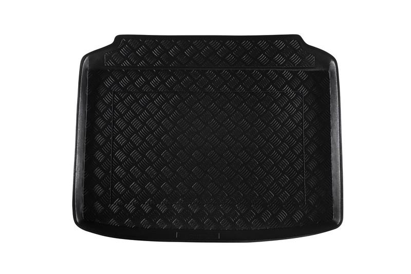 Covoras tavita portbagaj  compatibil cu AUDI A3 Hatchback, A3 Sportback 2012- (roata de rezerva mica)