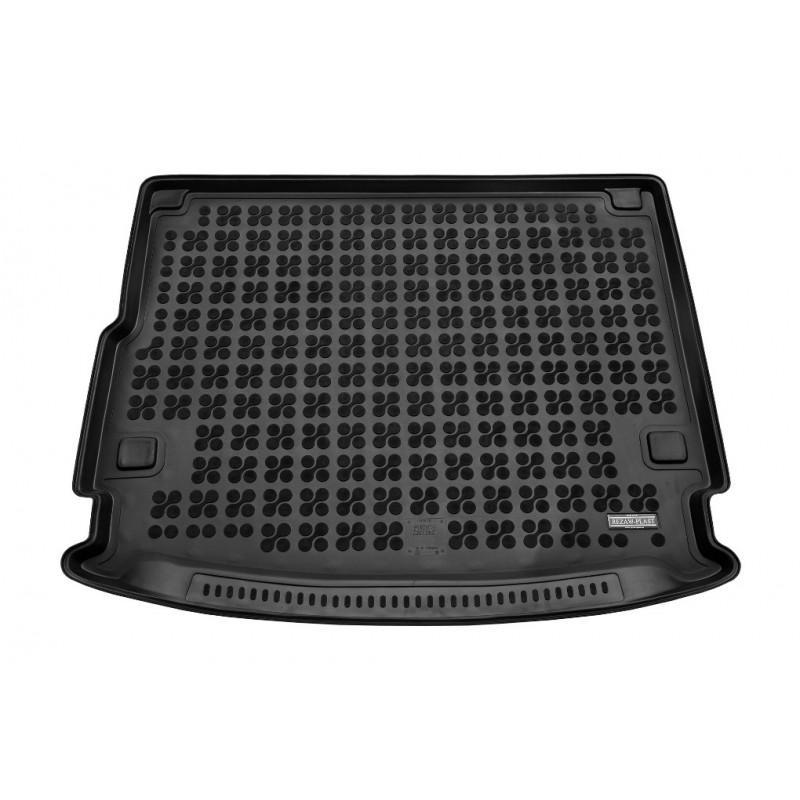 Covoras tavita  portbagaj negru compatibil cu PORSCHE Cayenne 2010-2018 Cayenne Hybrid 2016-2018