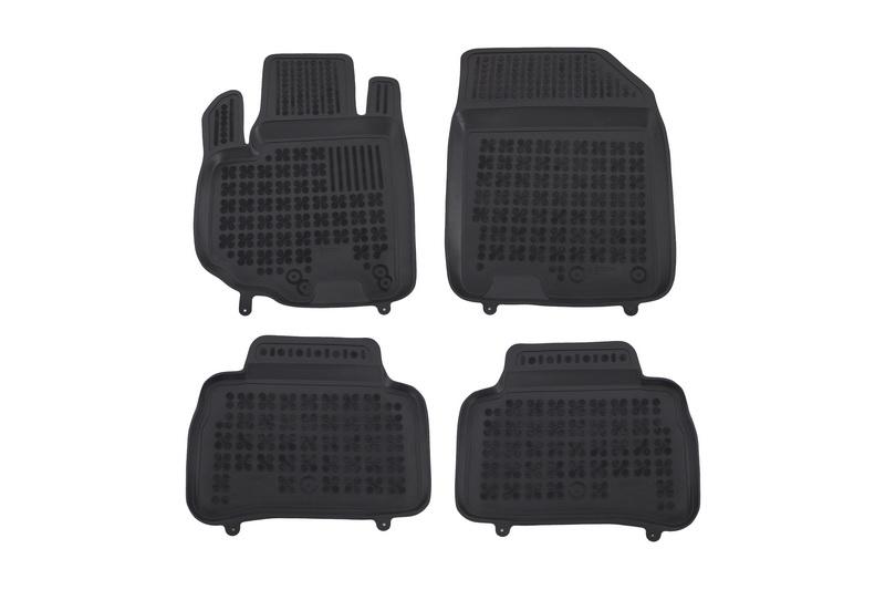 Covorase Presuri Auto Negru din Cauciuc compatibil cu SUZUKI Vitara IV 2014-