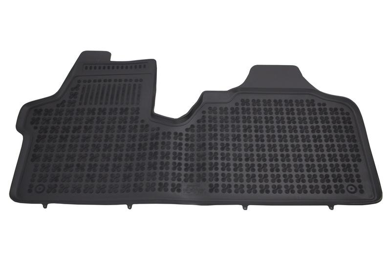 Covorase Presuri Auto Negru din Cauciuc Citroen Jumpy II Fiat Scudo II compatibil cu PEUGEOT Expert II