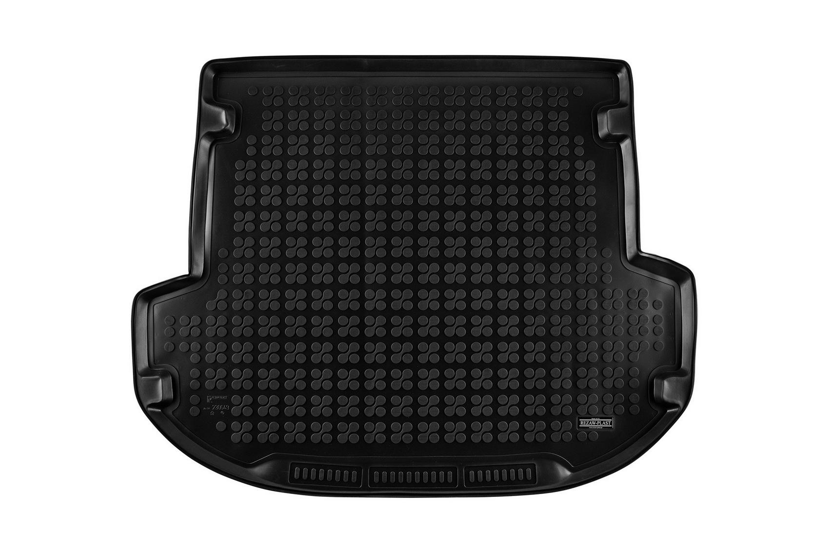 Covoras Tavita portbagaj compatibil cu Hyundai SANTE Fe IV TM 5 locuri (2018-) Negru