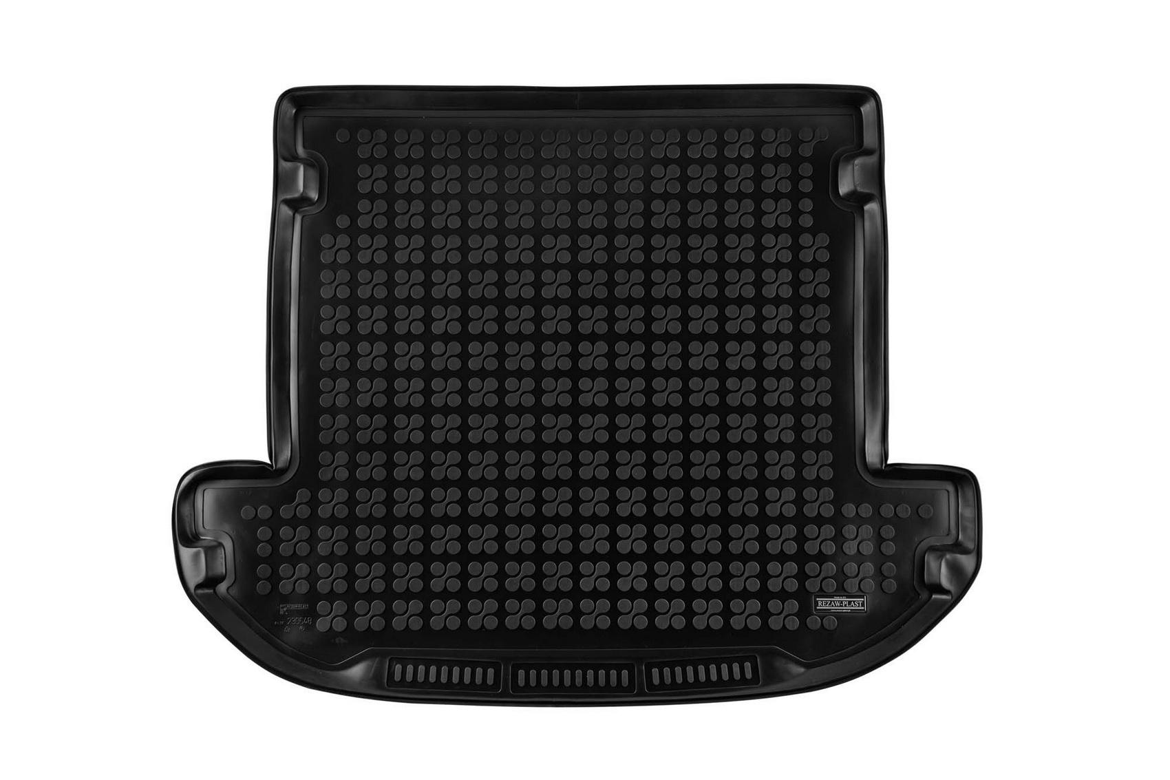 Covoras Tavita portbagaj compatibil cu Hyundai SANTE Fe IV TM 7 locuri (2018-) Negru